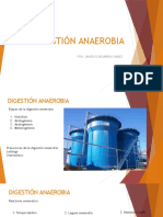 Digestion Anaerobia