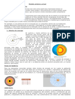 Modelo Atómico Actual (2)