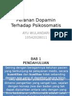 Peranan Dopamin Terhadap Psikosomatis