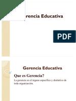 42289221 Gestion Educativa