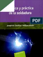 Técnica y práctica de la soldadura