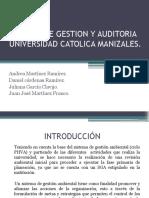 Sistema de Gestion y Auditoria