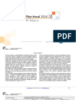 309886071 Planificacion Anual Lengua y Literatura 8 Basico 2016