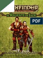 Pathfinder El Regente de Jade - Guía Del Jugador