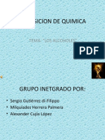 EXPOSICION DE QUIMICA