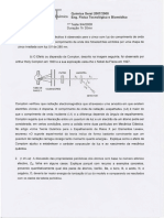 Testes de Química (2008-2012)