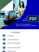 Semana 04 Comunicacion Coaching y Manejo de Conflictos