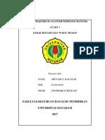 Miftahul Hasanah (E1A014028) Acara 5 gerak refleks