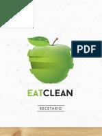 Recetario 1 EatClean Ok