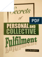 Secrets of Personal and Collective Fulfilment--Femi Bamigboye