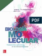 Ciclo Celular - Biología Molecular - Adriana Salazar Montes, Ana Sandoval Montes