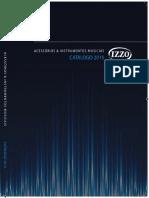 Catálogo Izzo 2015