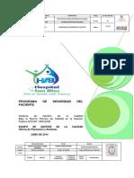 Manual Programa de Seguridad Del Paciente Hospital San Blas