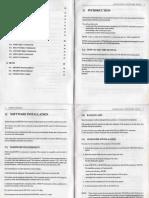Manual Analizador de Armonicos