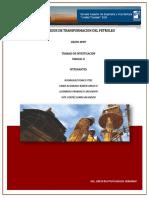 Equipo III - Procesos de Destilacion - Trabajo Escrito