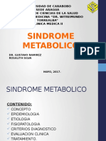 SINDROME METABOLICO ROSALITH