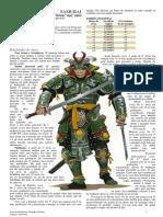 O Novo Samurai