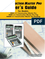 Calculated Industries Construction Master Pro Manual (4)