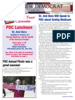 PDC September 2011 the New Democrat