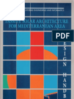 Passive Solar Architecture for Mediterranean Area