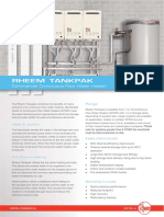 RheemTankpaktechnicaldatasheetMK BR COMTPAK 0612