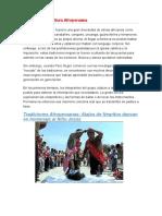 Historia de La Cultura Afroperuana