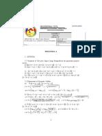 Ejercicios de Lógica para Álgebra 1