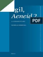 Commentary on Aeneid II, Virgil