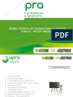 UPRA Contexto Sistema Gestion Calidad