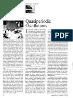 Quasiperiodic-Oscillation Review Basico