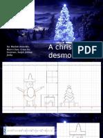 christmas math desmos project