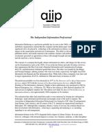 Iip White Paper