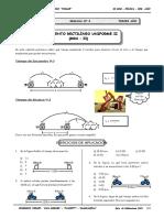 3er año - FISI - Guía Nº 3 - Movimiento Rectilíneo Uniforme .doc