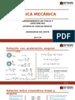 16. Rotacion Con Aceleracion Angular Constante
