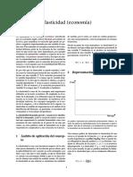 Elasticidad (economía)
