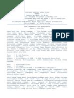 233622496 HUKUM JAMINAN Akta Pemberian Hak Tanggungan Artasena