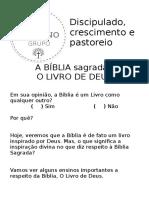 Bíblia Sagrada - O Livro de Deus