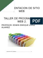 Programacion Web 2