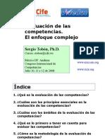 Evaluacion Competencias Tobon
