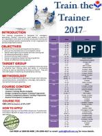 Ttt Brochure 2017