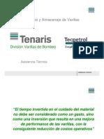 Manipuleo y Almacenaje de Varillas TENARIS - TECPETROL Ago 2009.pdf
