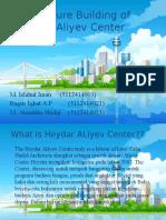 Architecture Heydar Alive Center Indo