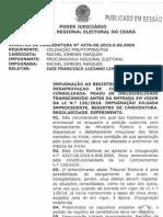 Processo da Coligação PRB.PT.PMDB