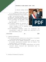 Primer Gobierno de Alán García 1985