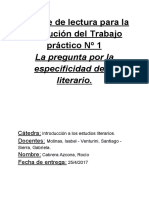 Informe de Lectura Para La Resolución Del Trabajo Práctico Nº 1