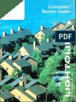 Lightolier Lytecaster Buyers Guide Brochure 1988