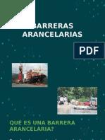 Barreras Arancelarias (Presentación Power Point) (1)