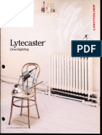 Lightolier Lytecaster Downlights Catalog 1988