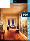 Lightolier Lytecaster Downlights Catalog 1997
