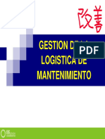 logística para maquinaria
